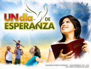 El impacto Esperanza 2014 se enfocará en compartir el sábado como Un Día de Esperanza