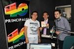 Cristian Portilla, locutor de los 40 Principales - Bucaramanga