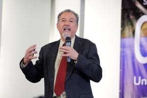 Roberto Biaggi, doctor con especialización en Paleontología