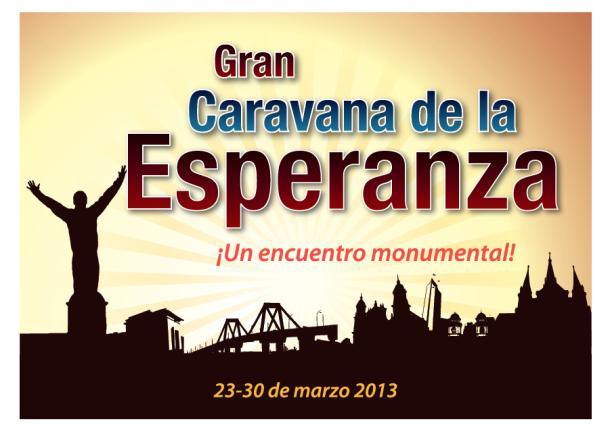 1. GRAN CARAVANA ENERO 2012.