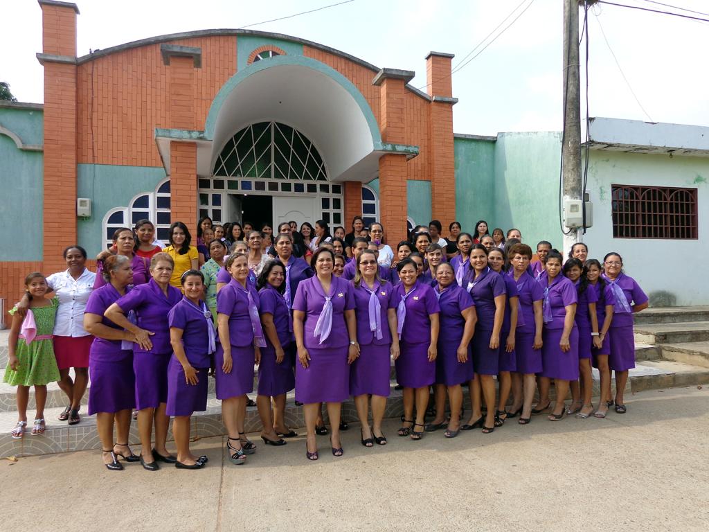 Mujeres adventistas de Pelaya y Aguachica participan del 1er Congreso