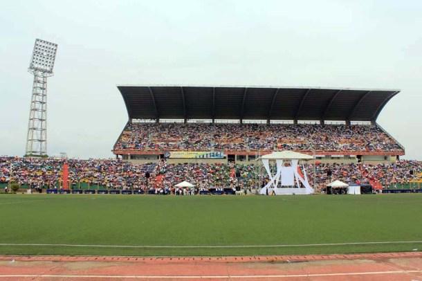 Bucaramanga vivió el inicio de la gran Caravana de la Esperanza 2013