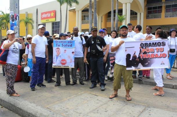 La Caravana de la Esperanza llegó hoy a Cartagena