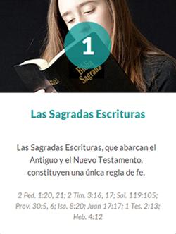 1 Las Sagradas Escritutas1
