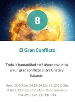 8 El Gran Conflicto