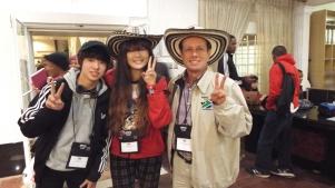 amigos de Korea