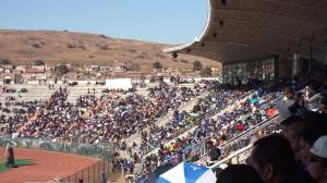 En el estadio de Pretoria miles de adventistas clausuraron el Congreso