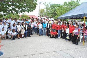 Cerca de 900 voluntarios vivieron una jornada de servicio desinteresado a la comunidad