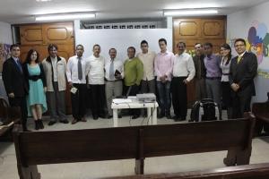 Grupo de líderes de comunicación