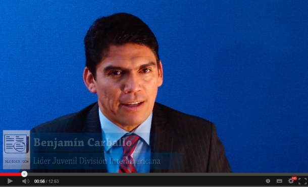 Entrevista Benjamín Carballo