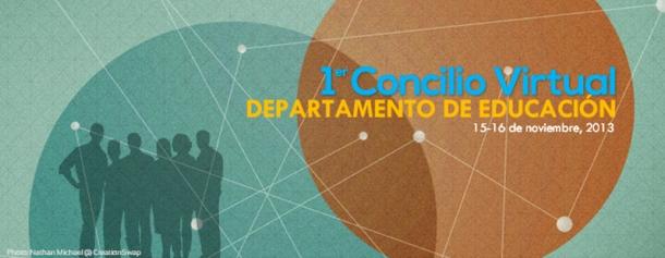 Concilio Virtual Educación DIA