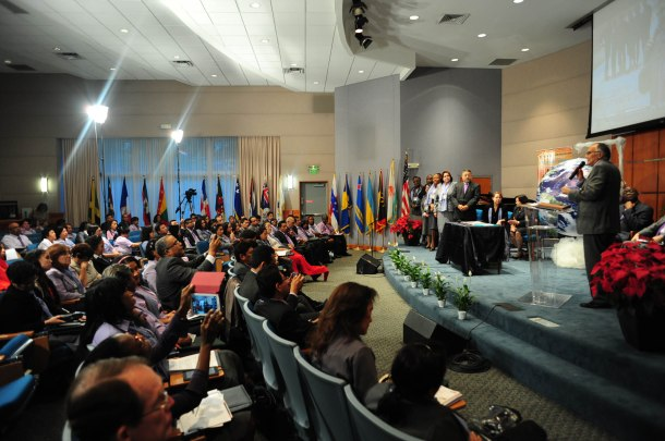 El programa se transmitió en vivo desde Miami, para todos los educadores adventistas de Intereamérica