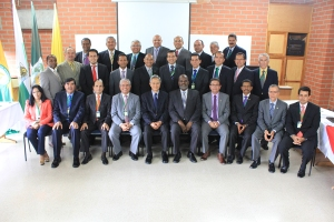 La junta directiva de la Universidad Adventista recibió al pastor G.T. Ng