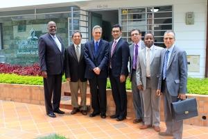 Visita a la sede de la Región Sur Occidental