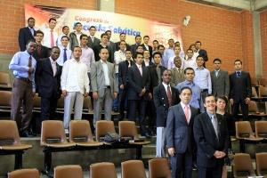 Estudiantes de Teología de la Universidad Adventista de Colombia, el pasado 24 de mayo, participaron de un seminario sobre principios y métodos de enseñanza de Escuela Sabática