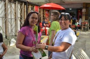 Sonrisas inundaron el rostro de los habitantes de Medellín en el tercer día del Impacto Medellín
