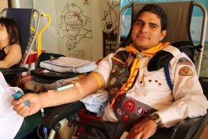 Adventistas promovieron y participaron en la jornada de donación de sangre, Vida por Vidas, este sábado 7 de junio en Medellín
