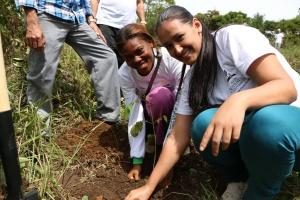 #ImpactoMedellín. En el sexto día los adventistas sembraron esperanza (árboles).
