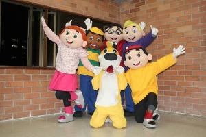 Grupo 'Mis Amigos' se presentará este sábado 7 de junio en el parque de Los Deseos. El show, para niños, será en contra del abuso y la violencia