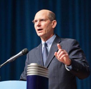 Ted N. C. Wilson es presidente de la Asociación General de la Iglesia Adventista. [Fotografía: archivo ANN]
