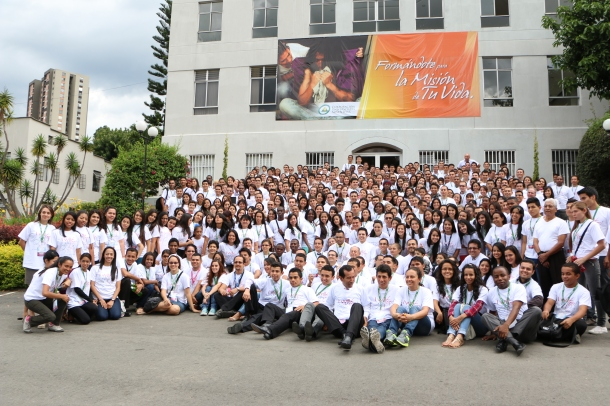 Experiencias emocionantes, testimonios que evidencian el cuidado de Dios, y  también las bendiciones del trabajo misionero marcaron este evento que llevó a la Universidad  Adventista de Colombia a entrar en la historia de las misiones adventistas