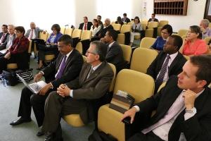 El encuentro se realiza con el objetivo de articular los diferentes departamentos de la Iglesia Adventista para la implementación de proyectos sociales en la comunidad