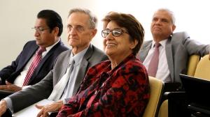 Líderes de la División Interamericana también participan en el Foro