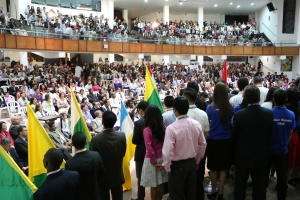 La UNAC, en acuerdo con la Unión del Medio Oriente y Norte de África (MENA) decidió preparar jóvenes estudiantes para ir como misioneros a la ciudad de Alejandría en Egipto