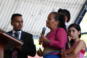 A través de testimonios del poder de Dios para transformar vidas, el evento inspiró a quienes no son líderes, aún, para involucrarse   en la formación de Grupos Pequeños