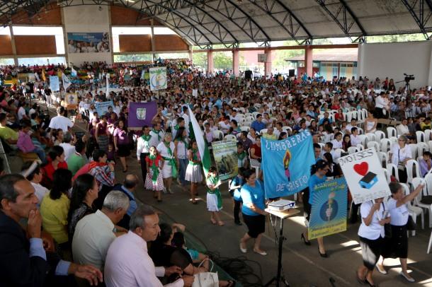 El Festival de Grupos Pequeños en el Oriente Colombiano fue una verdadera fiesta espiritual, que animó y desafió a la iglesia adventista de la región para continuar comprometida con la misión de compartir esperanza