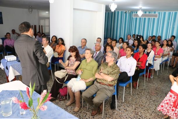La Asociación de Médicos Adventistas de Colombia  -AMAC, realizó su XIX Congreso Nacional  de manera práctica y dando énfasis a la prevención de enfermedades y a la salud