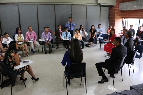 El Ministerio Musical Adventista de Colombia inició sus actividades el pasado  22 de noviembre con un Taller de Formación Musical para Instructores