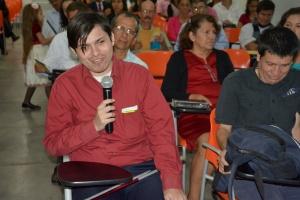 El concilio incluyó la participación de personas con necesidades especiales. Ellos aportaron opiniones sobre la manera correcta de ministrarles
