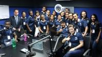 El 10 de febrero, los OYIMERS visitaron los estudios de Esperanza Colombia Radio y TV, medios que cumplen su misión compartiendo esperanza