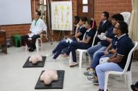 EL proyecto OYIM en la UCN ofrece a los jóvenes misioneros clases teóricas y prácticas en diversas áreas evangelísticas, de servicio y salud