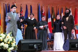 """La obra dramatizada que recordó la dirección de Dios para su Iglesia se tituló """"Que no se te olvide tu nombre"""""""