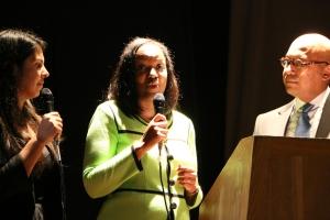 El evento se destacó por la presencia de Willie y Elaine Oliver, directores del Ministerio de la Iglesia Adventista del Séptimo Día a nivel mundial