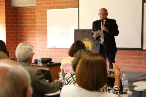 El pastor Héctor Sánchez, secretario ministerial de la División Intemericana fue el orador de la semana de oración en la UCN