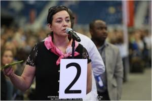 Adventistas votan y aprueban algunos cambios en las Creencias Fundamentales, el día 7 de julio en san Antonio, Texas