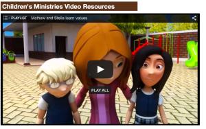 Se presentan cinco nuevos cortos de video que tratan sobre valores.