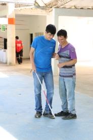 El compañerismo y la participación activa en cada actividad programada caracterizaron la realización del evento.