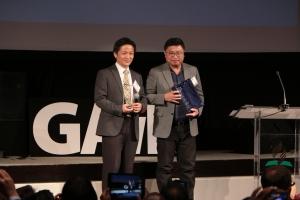 El premio GAiN 2016 fue para los líderes de comunicación de la Iglesia Adventista en China, Daniel Jiao y Zhao Rui
