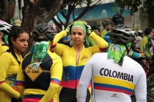 En Cúcuta hay más de 1200 ciclistas organizados en grupos, clubes o familias como ellos prefieren que le llamen a sus colectivos.