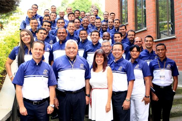 50 ministros y pastores adventistas participaron en la iniciativa 'Certificación de Capellanía 2016' [Foto: Camilo Rodríguez]