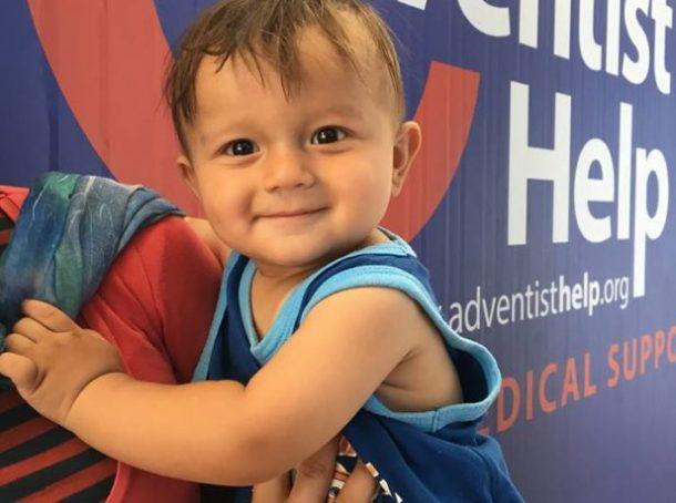 Adventist Help está ayudando a más de 600 refugiados y busca ayuda voluntaria de médicos junto a la financiera. (Crédito de foto: Michael-John Von Hörsten)
