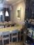 Dentro del restaurante Karpalo (arándano). El establecimiento se tornó uno de los más populares de la ciudad y ha ayudado a acabar con el prejuicio que se tenía contra los adventistas.