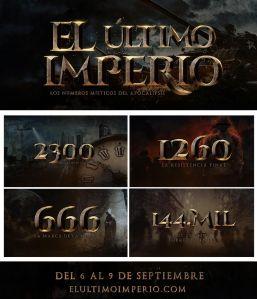 El Último Imperio recibirá preguntas, en vivo, por Internet, sobre temas proféticos.