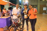 Estudiantes y profesionales se conectaron e impactaron a otros con la entrega de rosas y material literario en una de las universidades públicas más importantes de Colombia, la Universidad de Antioquia