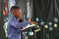 Keiner Sánchez comparte un mensaje sobre el sábado y cómo los niños pueden aprender a respetar y disfrutar ese día [Foto: Shirley Rueda]